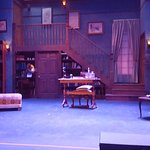 My Fair Lady Stage Setting