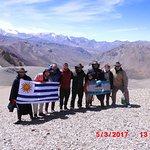 cruce andes