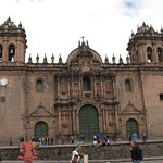 Cathedral of Cusco in Plaza de Armas