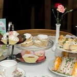 Lovely Afternoon Tea for Two!