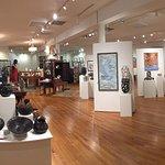 2500 square feet of art in all mediums.