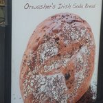Great St. Paddy's Day bread -- available special order anytime