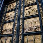 Baptistery doors (replica)