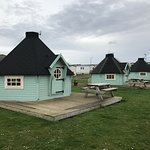 Wooden Glamping Cabins (5 & 4 berth)