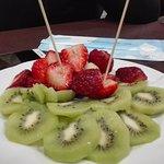 presentazione della frutta