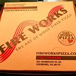 Fire Works Pizza