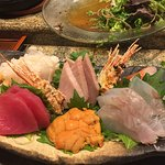 Best sashimi dinner in town!!