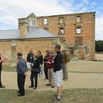 Port Arthur tour
