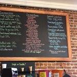 The Ice Cream Flavor Board