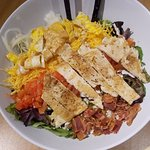 Smashburger, Harrah's, Laughlin NV. Outstanding salads.