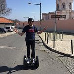 Photo of Lisbon by Segway