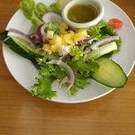 Side salad..