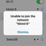 Wifi NOT free.