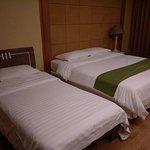 房間得床雙人+單人