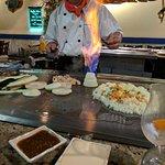 Blue Fugu Japanese Steakhouse Foto