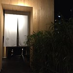 Cozy hotel with Japanese zen interior room design