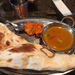 I would say this is an excellent place in Tokyo to Indian food. It has great flavors and texture