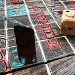 Outdoor board games