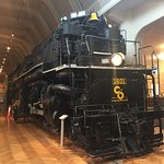 Tired of cars? Check out this gigantic articulated Allegheny loco!
