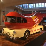 Who could resist the Wienermobile?
