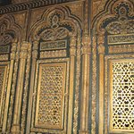 The cenotaph of Muhammad Ali Pasha