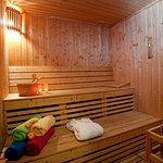 Sauna Room - Park Inn by Radisson Muscat