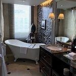Lovely bathtub