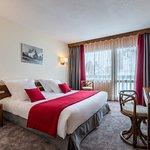 Foto de Hotel Les Arolles