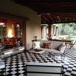 wonderful terrace