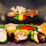 Teppanyaki Buffet