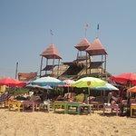 Best Beach Shack in Goa