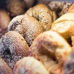 Nos pains à bagel fait artisanalement