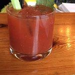 Kim Chi Bloody Mary