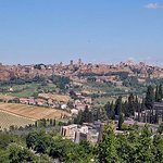 ORVIETO FROM A FAR