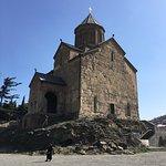Foto de Metekhi Cathedral