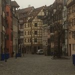 The hotel Elch is in the heart of Nuremberg old town