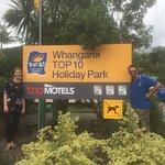 Whangarei TOP 10 Holiday Park Foto