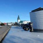Hafnarfjordur Town
