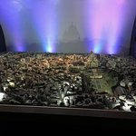 Musee de Montmartre: introductory diorama