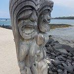 Pu'uhonua O Honaunau National Historical Park Photo