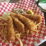 Delish Fish and Chips!