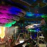 Hurricane party at Margaritaville