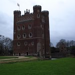 Tattershall Castle grand home of Lord Cromwell.