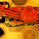 The best Matsubu crab dinner I have ever had