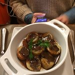 Potatoes with truff