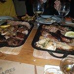 Parrillada de carne para 2 personas