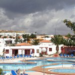 Castillo Beach Park pool