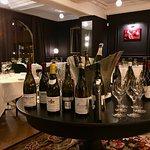 vins au verre d'exception à l'Ermitage de Corton