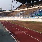 JRD TATA Sports Complex