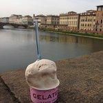 Photo de Gelateria Santa Trinita